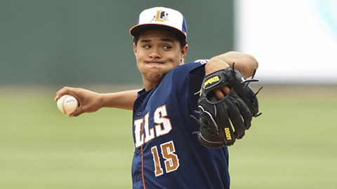 Chris Archer pitched into the seventh inning for the firs time this year.