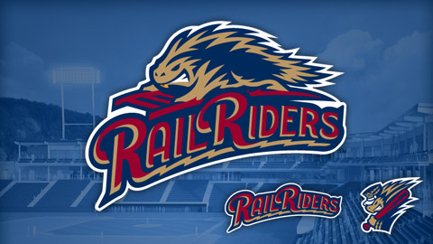 The RailRiders are the third nickname in franchise history, following the Red Barons and Yankees.